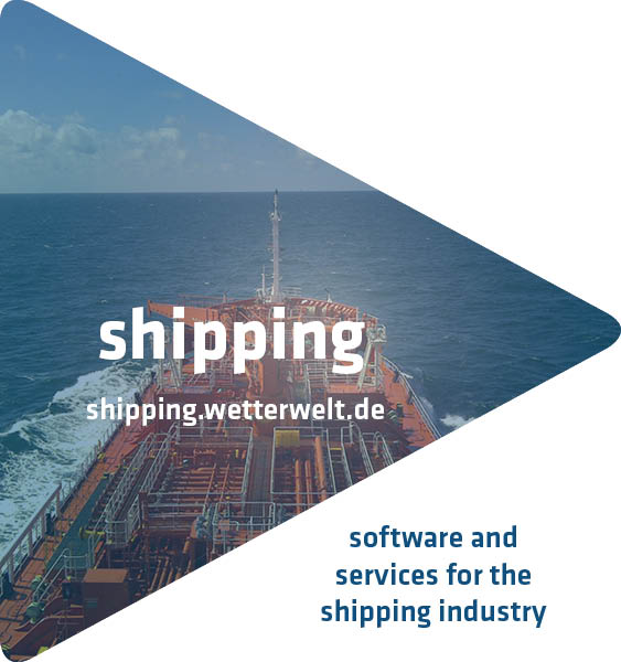 WetterWelt for shipping